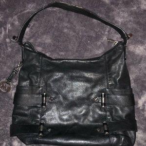 MICHAEL Michael Kors Bags - Michael Kors black leather shoulder bag